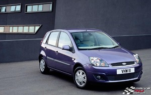 Ford Fiesta 1. 3 запчасти